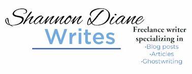 Shannon Diane Writes